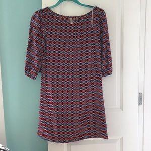 NC boutique shift dress
